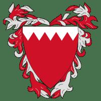 Герб королевство Бахрейн