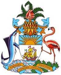 Герб государства Багамские острова