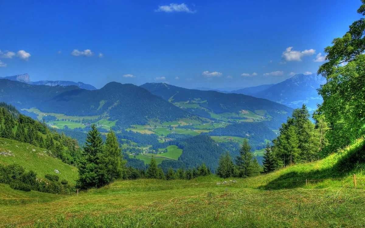 Германия природа
