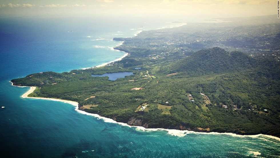 Гренада природа