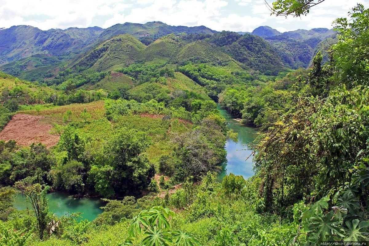 Гватемала природа