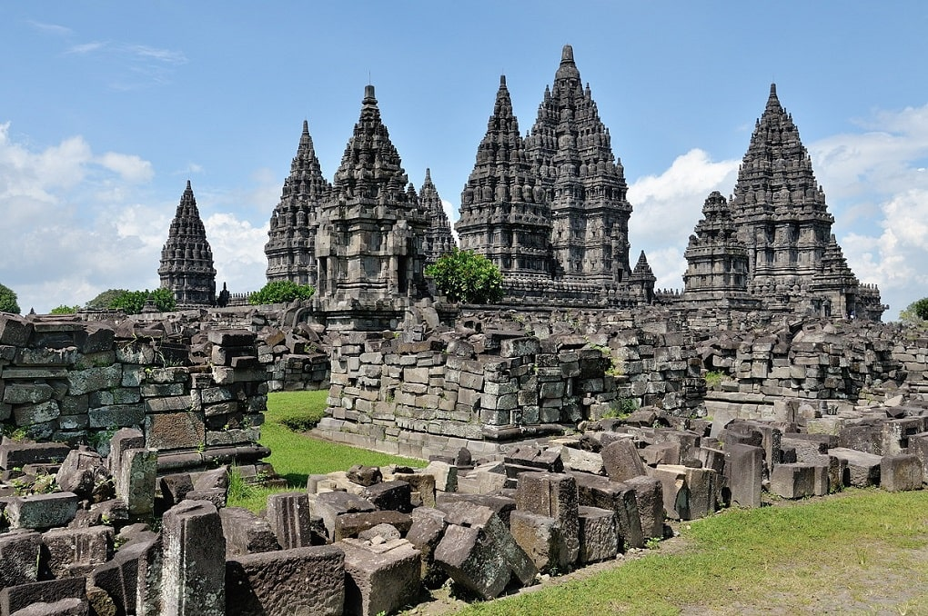 Прамбанан Индонезия