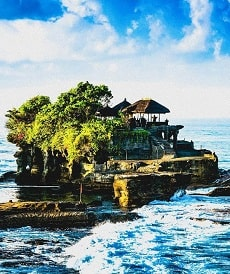 Остров в Индонезии
