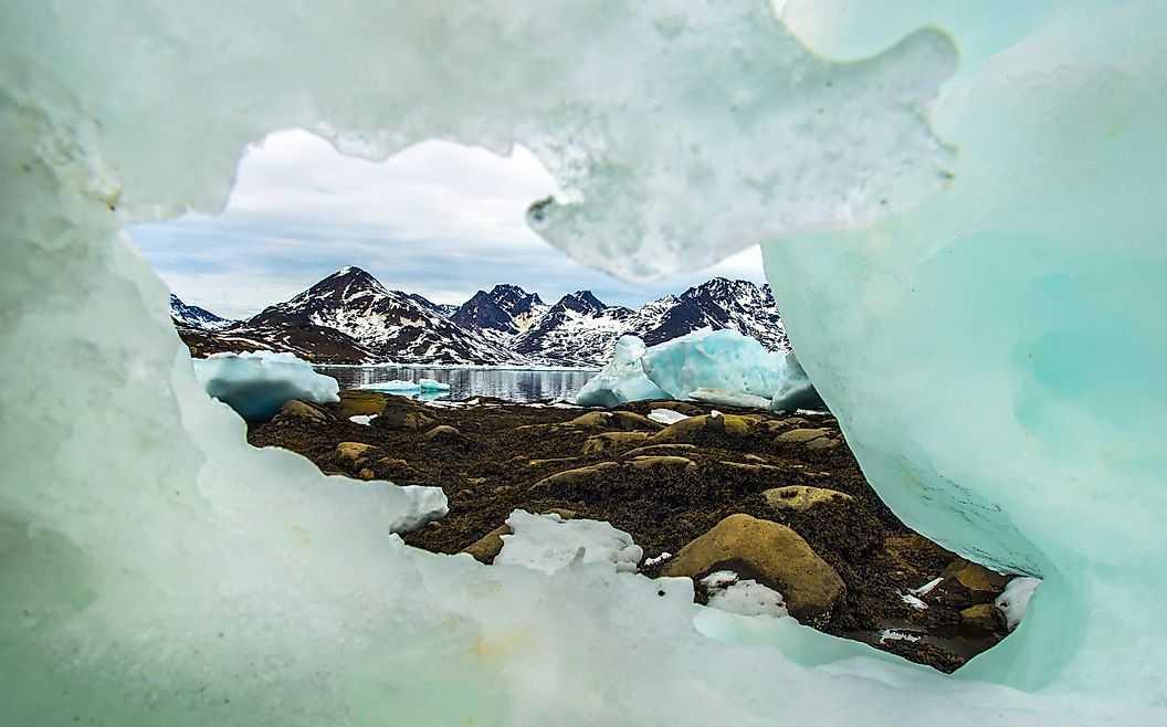 Изменение климата и Инуиты