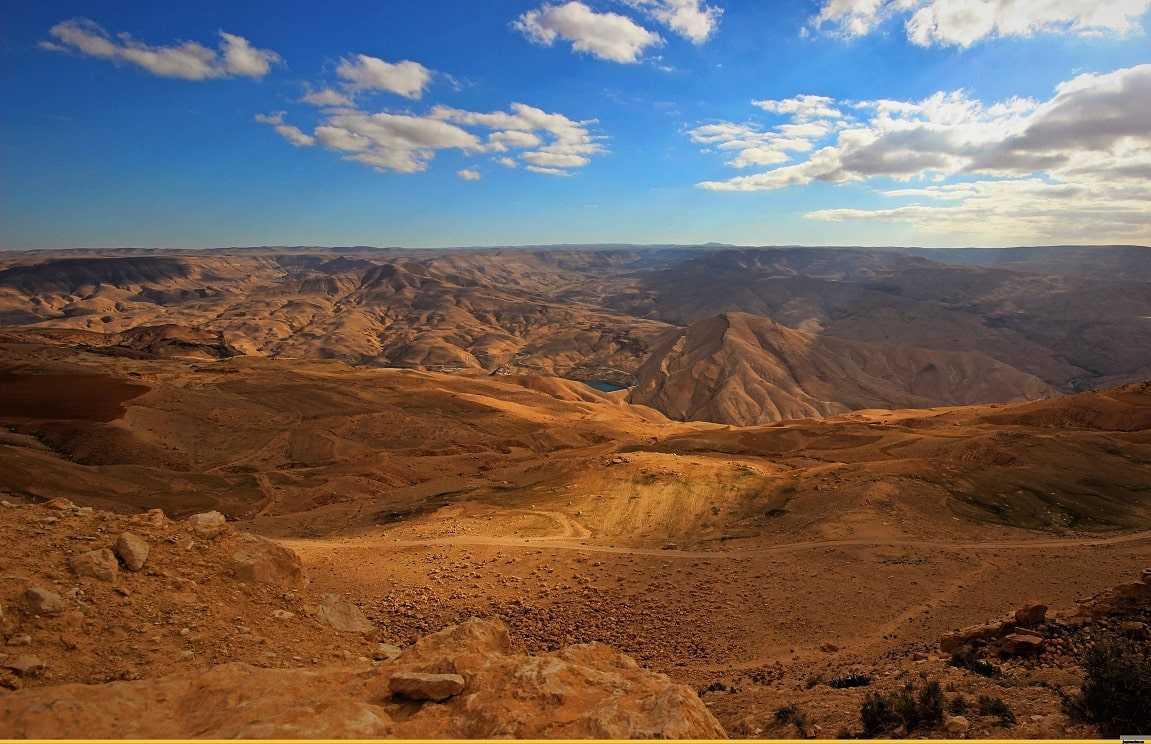 Иордания природа