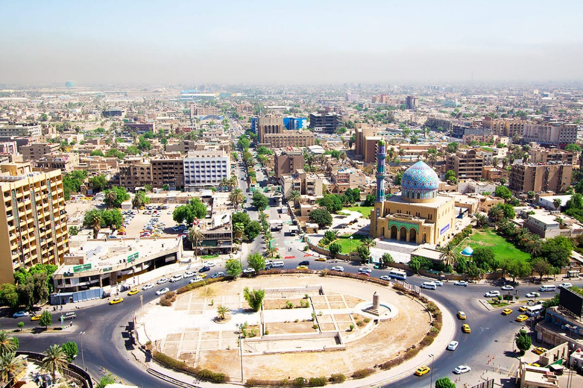 Ирак Богдад