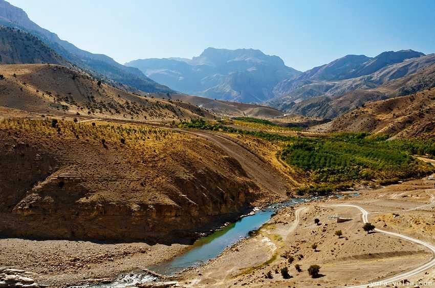 Иран природа