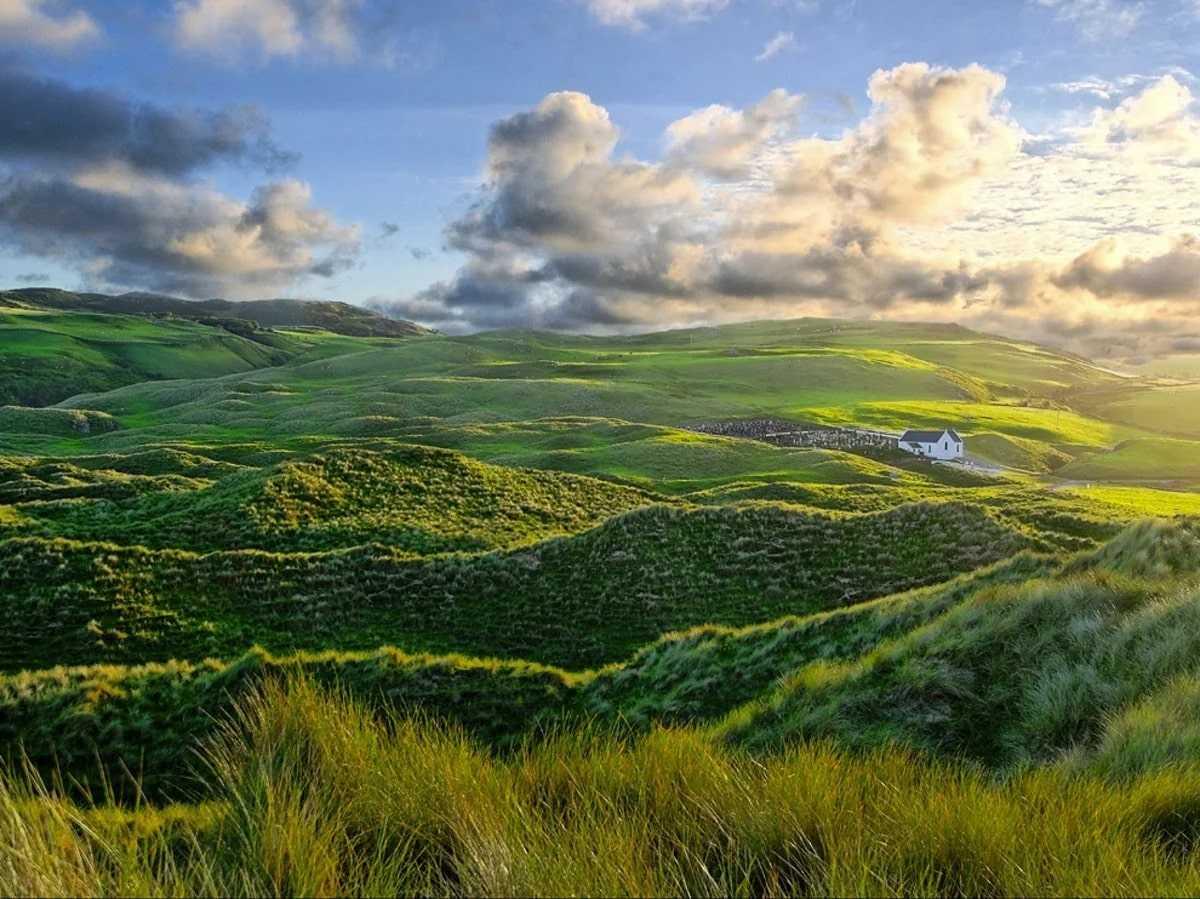 Ирландия природа