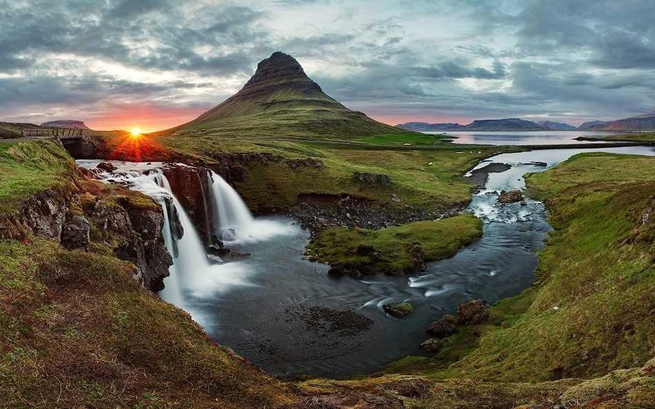 Исландия природа