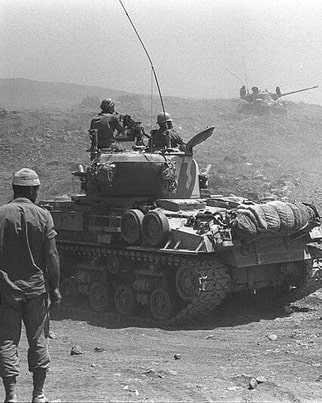 Израиль Шестидневная война