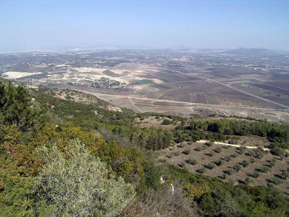 Израиль природа