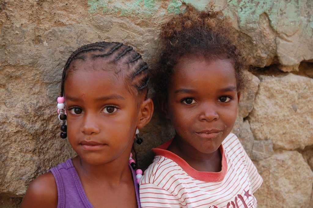 Кабо-Верде население