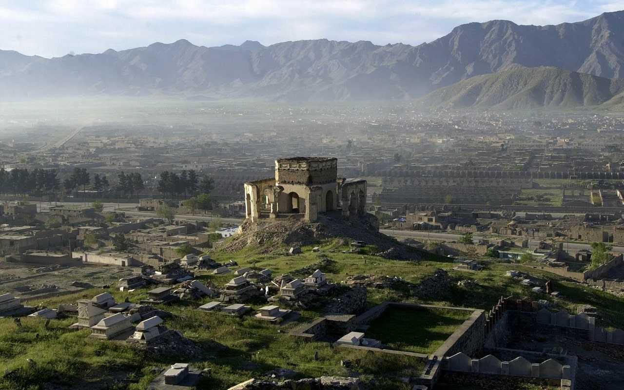 Столица Афганистана Кабул