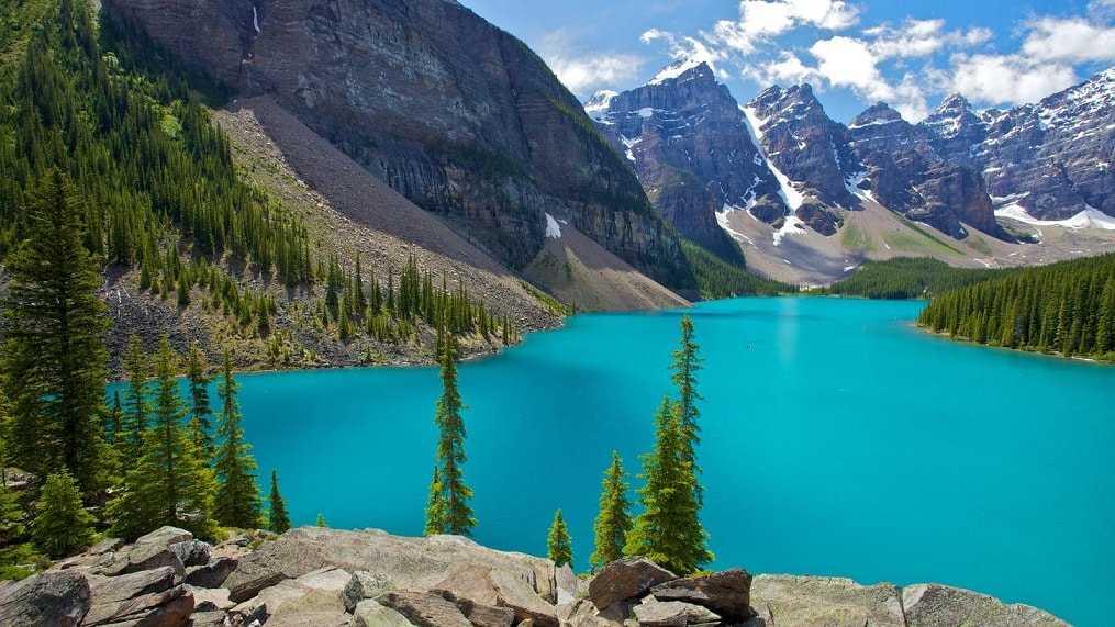 Озеро Пейто Канада