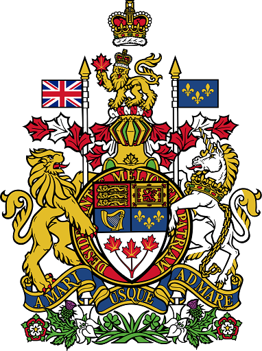 Герб страны Канады