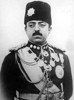Аманулла-хан — король Афганистана