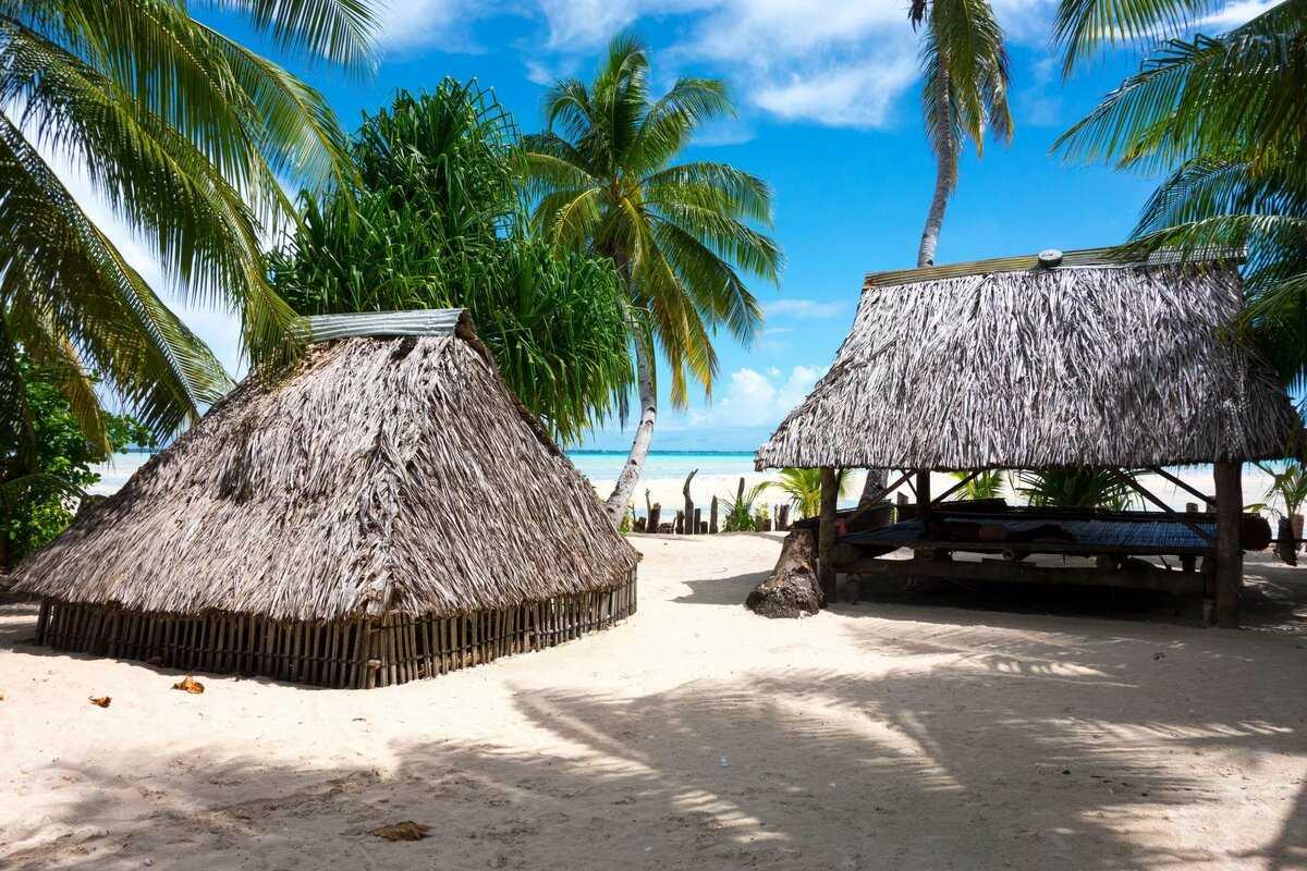Кирибати туризм