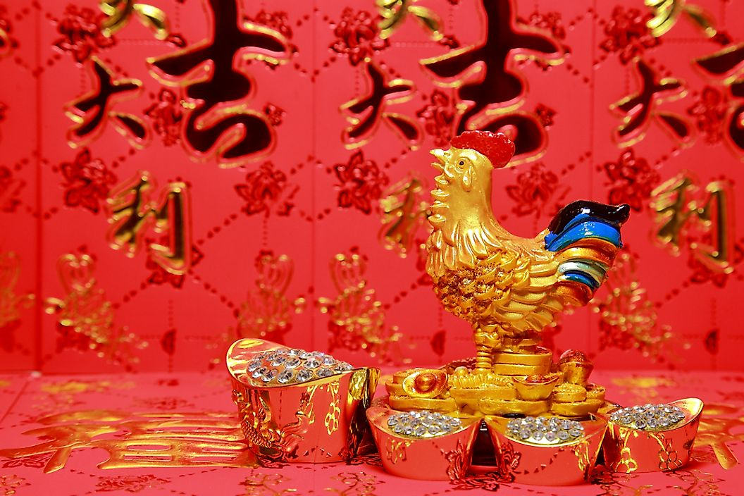 Что означают китайские новогодние животные?