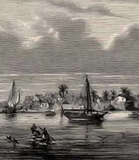 Первые жители Коморских островов