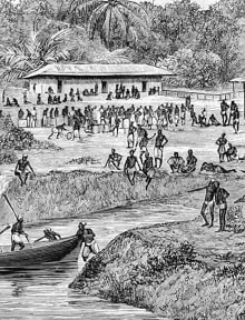 Открыватели земли Конго