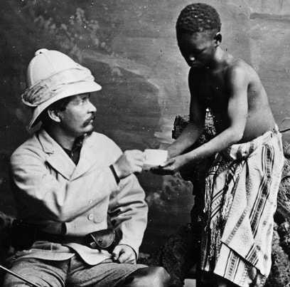 Колонизаторы Конго