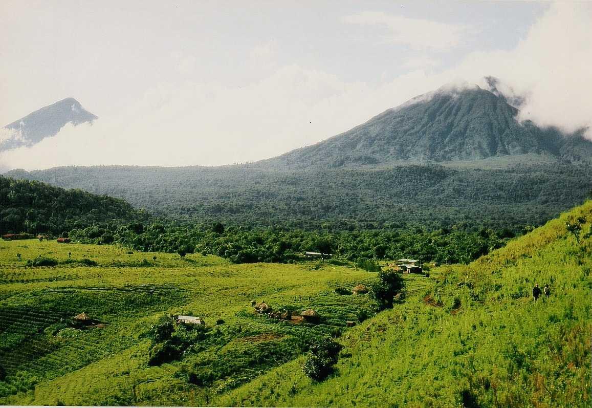Природа Конго