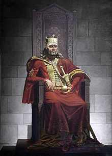 Хорватский король Томислав