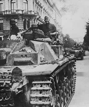 Латвия Вторая мировая война