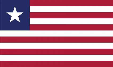 Либерия флаг