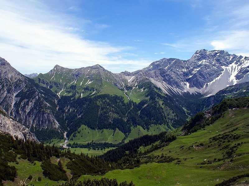 Лихтенштейн природа