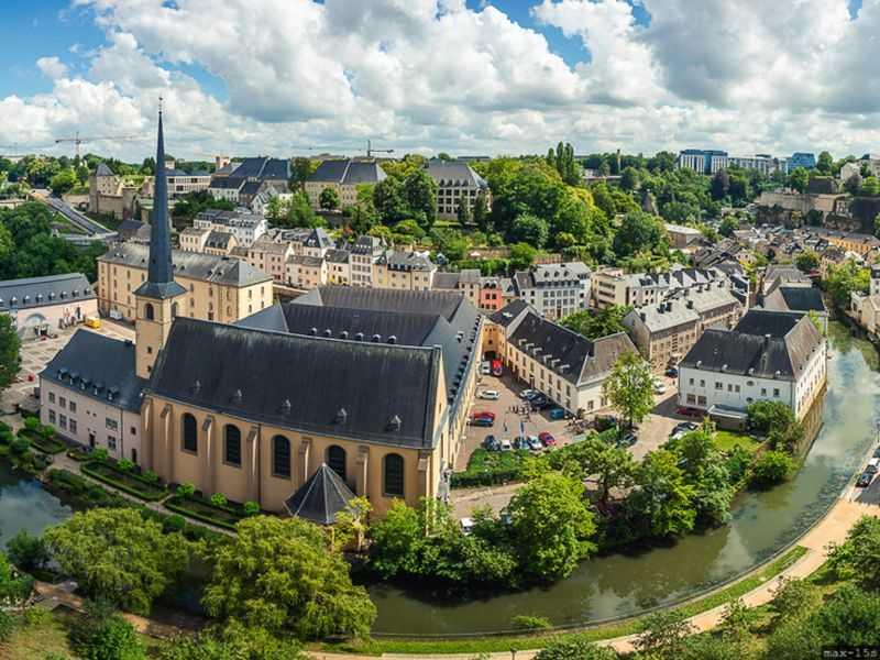 Столица Люксембурга
