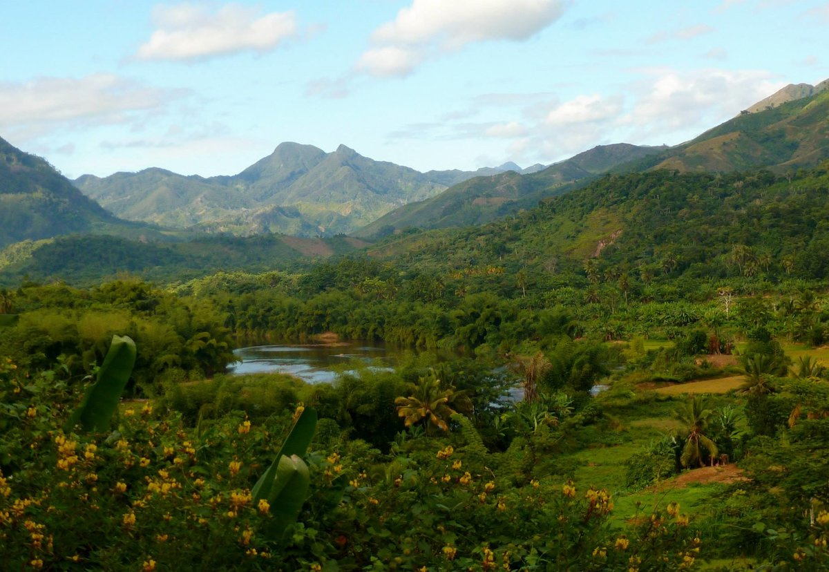 Мадагаскар природа