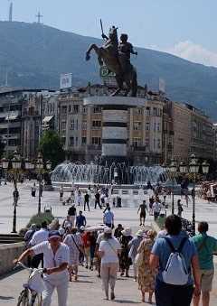 Независимость Македонии
