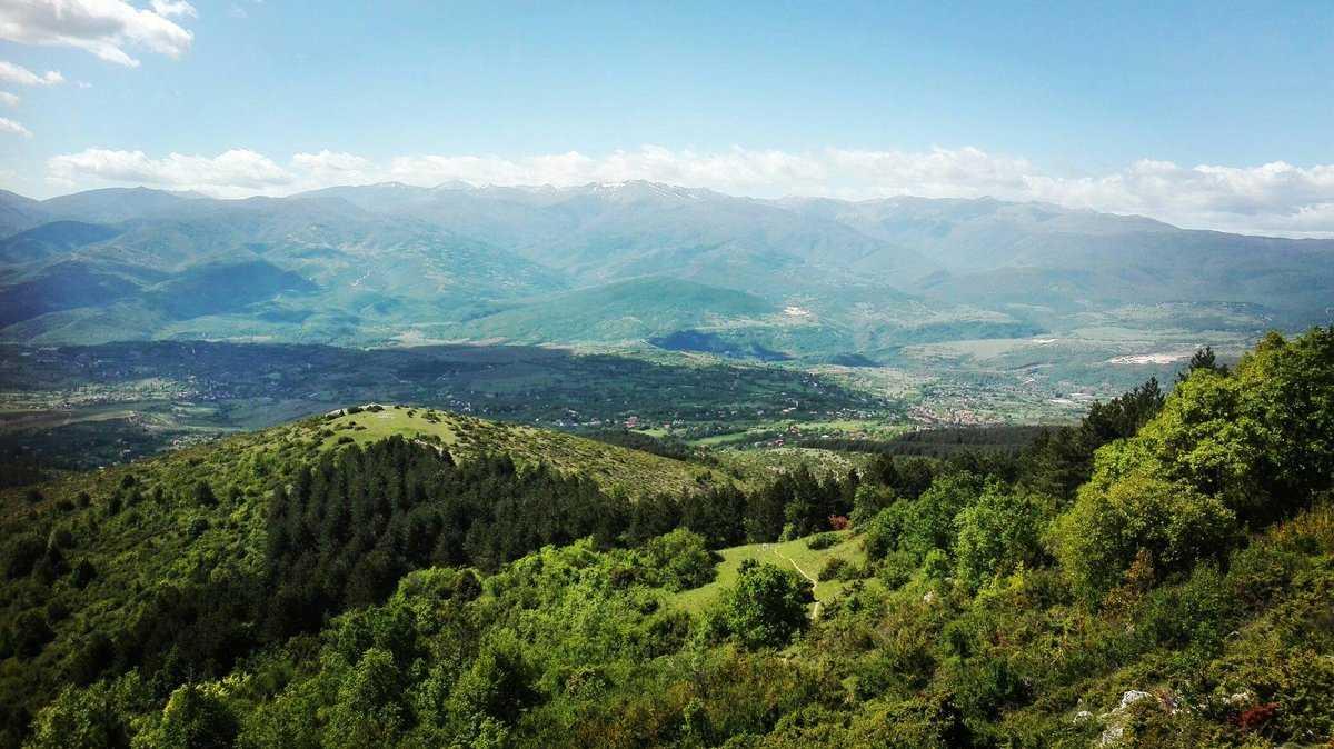 Македония природа