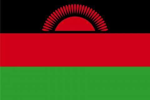 Малави флаг