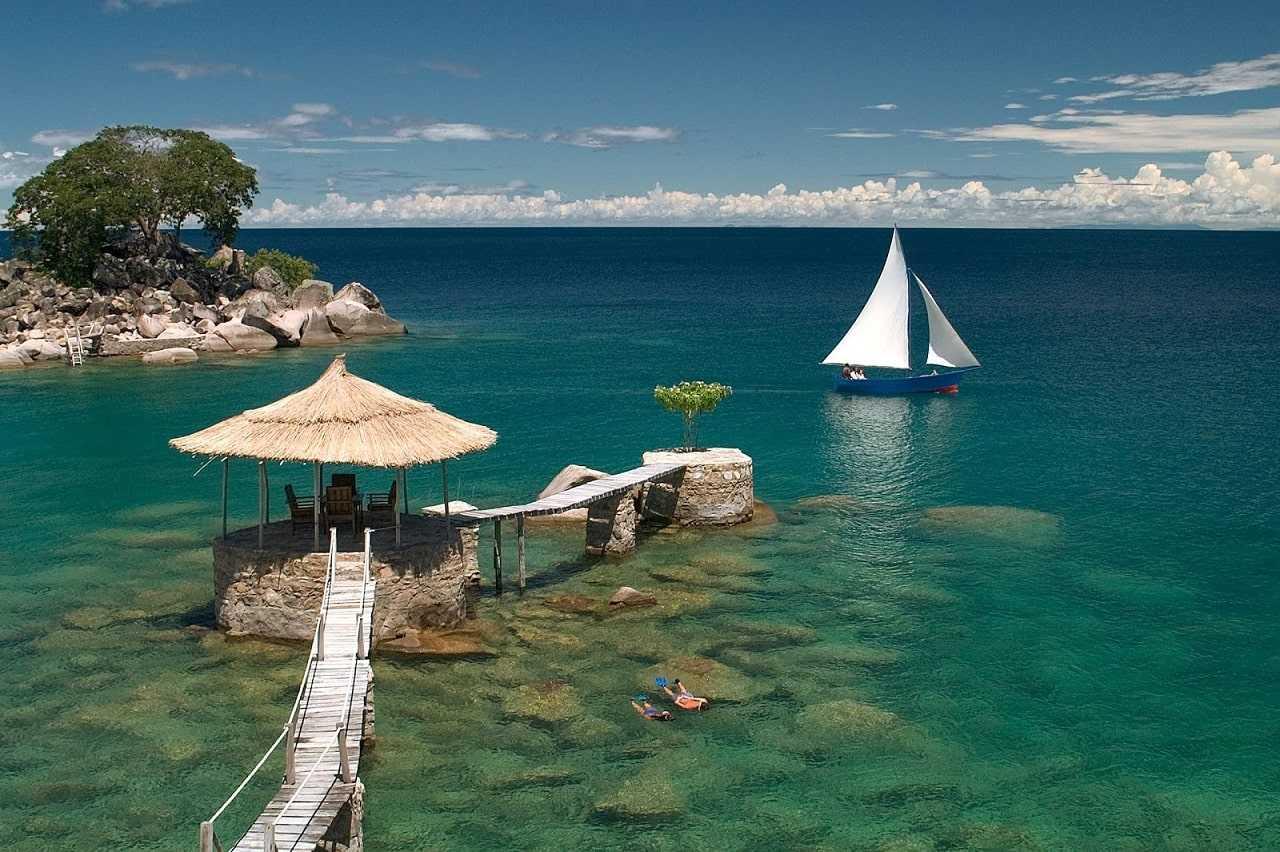Озеро Ньяса Малави