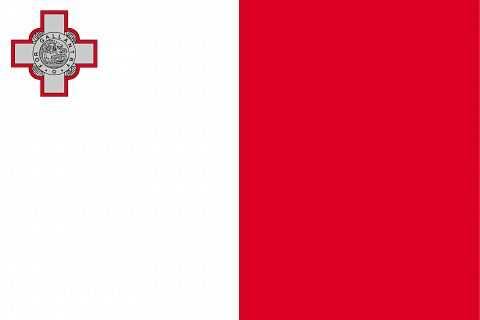 Мальта флаг