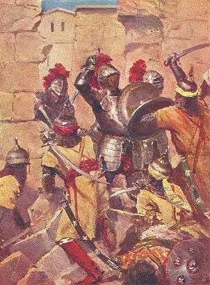 Осада Мальты