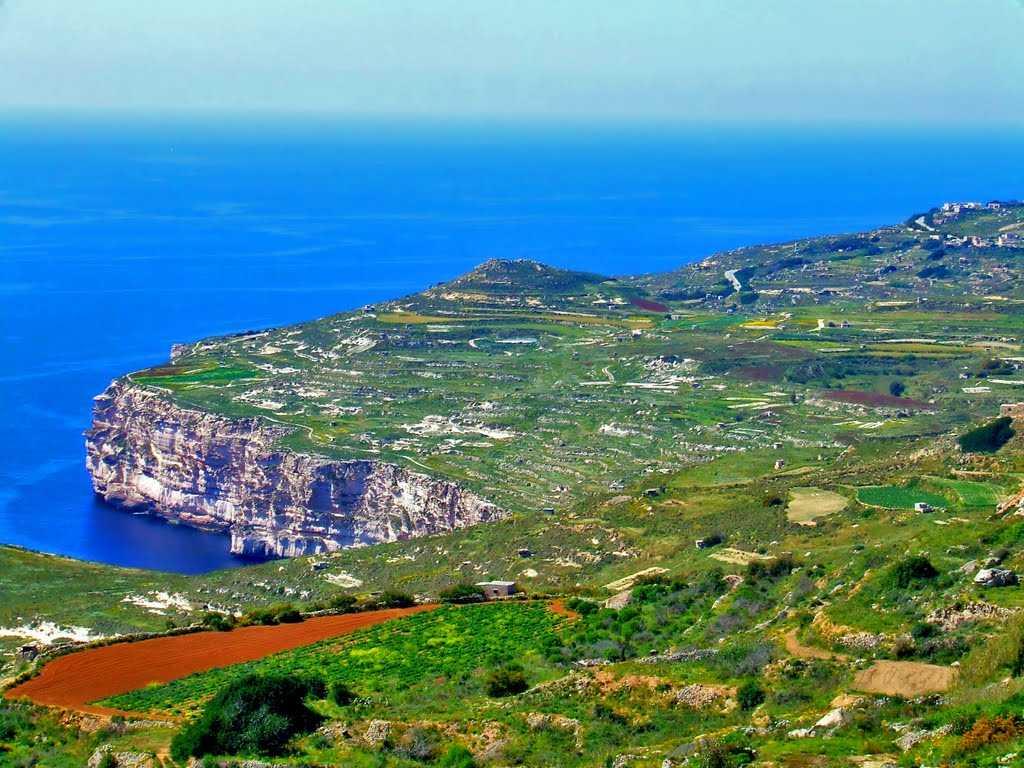 Мальта природа