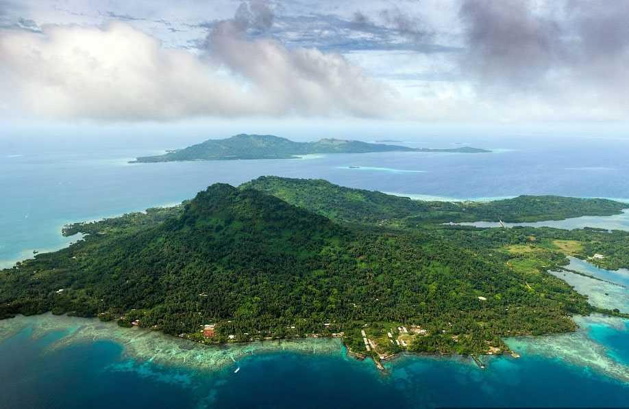 Маршалловы Острова природа