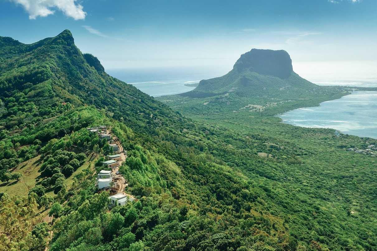 Маврикий природа