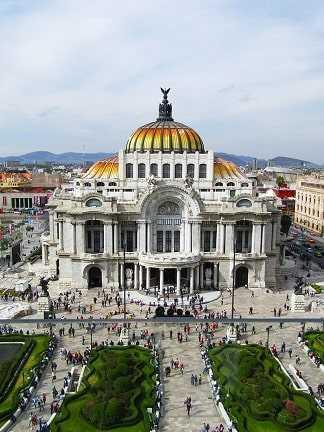 Мехико столица Мексики