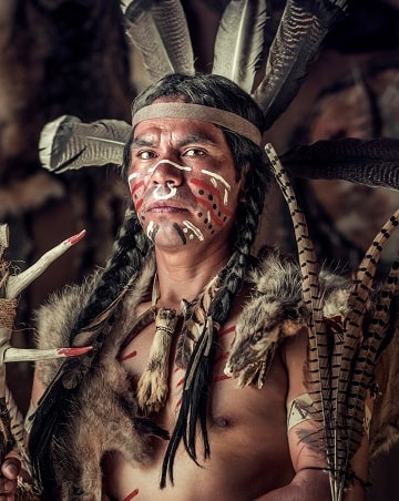 Мексика индейцы