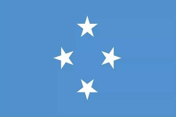 Микронезия флаг
