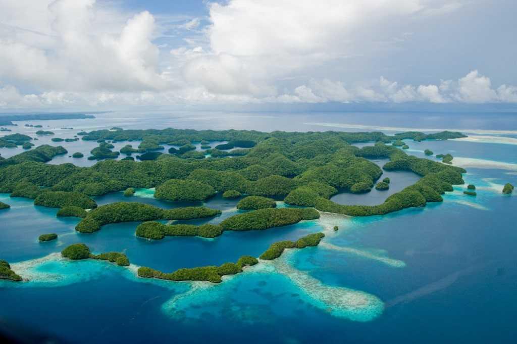Микронезия природа