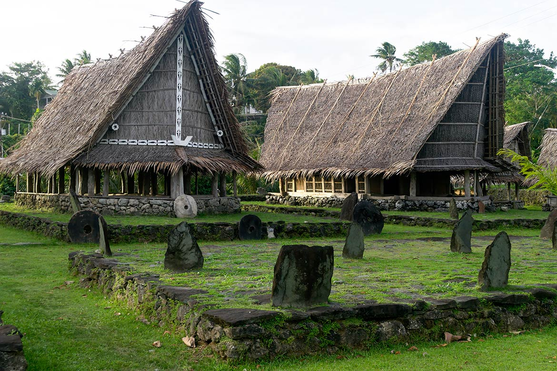 Микронезия столица