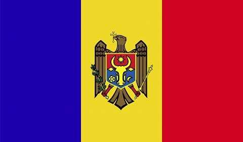 Молдавия флаг