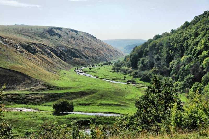 Молдавия природа