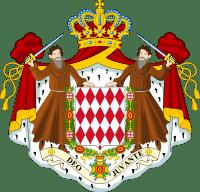 Монако герб