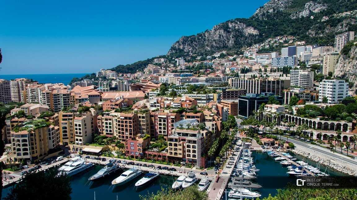 Монако вид